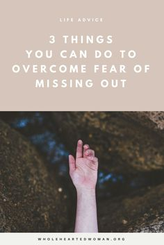 ways to overcome missing children In our previous blog we addressed the concept of fomo (fear of missing out) and the dangers of being possessed by this insidious condition fomo plagues a growing portion of the population — people who either overcommit and fail to fulfill many of their commitments, or choose to avoid.