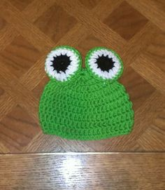 Froggie Beanie