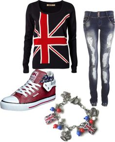 """1D Outfit"" by emoshady on Polyvore"