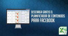 "GRATIS para ""Planificación de contenidos en Facebook"""