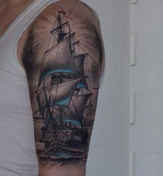 """2,126 Likes, 77 Comments - Mihail Kogut (@mihail_kogut) on Instagram: """"Cover up in progress for @v_morozov ••• #skulltattoo #tattoo #tattooart #tattooman #tattooer…"""""""