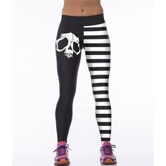 Exercise in style with these Multi-Color Women 3D Print Leggings. Whether it's in the gym, doing yoga, running or just chilling on the beach, they leggings will surely catch an eye or two. These one s