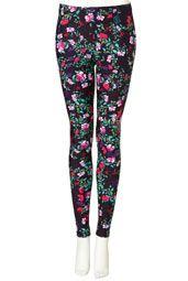 floral leggings by mary katrantzou