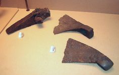 Pick and axes from Pompeii (79 AD) - Antiquarium of Boscoreale / Naples | Flickr - Photo Sharing!
