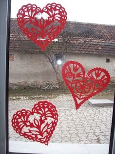Love Days, Papercutting, Paper Quilling, New Pins, Images, Paper Crafts, Valentines, Silhouette, Spring