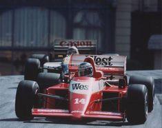 Jonathan Palmer, Monaco 1986, Zakspeed 861