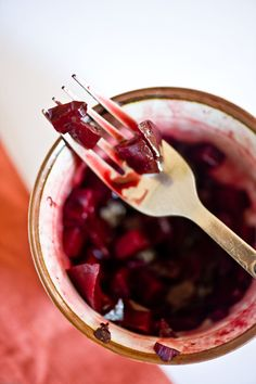 Allspice and Balsamic Pickled Beets