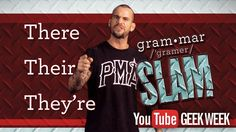 CM Punk's Grammar Slam - There / Their / They're, I find this absolutely hilarious