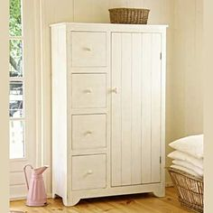 great white bedroom cupboard