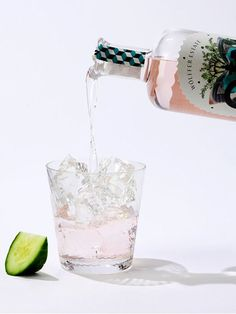 Rosé G&T Just Might Beat Aperol Spritz for the It Drink Come Summer via @MyDomaineAU