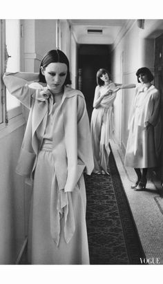 Deborah Turbeville – Vogue Jan 1975