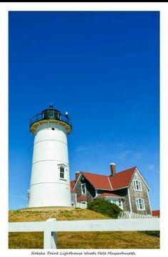 Chatham Light, Cape Cod Massachusetts.