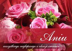 Henryku Wszystkiego Najlepszego z Okazji Imienin /// all the best to the name day Name Day, Names, Rose, Birthday, Flowers, Plants, Facebook, Google, Happy
