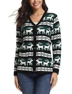 PattyBoutik Donne Cardigan con Zip Finto a Costine