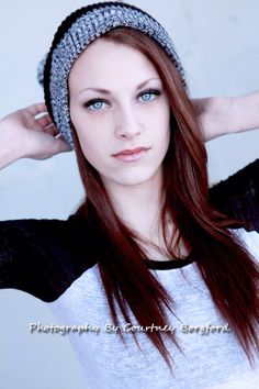 Those eyes! New up and coming model! My Passion, Fashion Photography, Winter Hats, Crochet Hats, Eyes, My Love, Model, My Crush, Knitting Hats