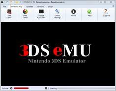 emulatore 3ds installazione e screenshot