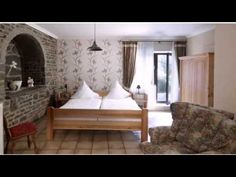 Hotel Haus Kylltal - Zendscheid - Visit http://germanhotelstv.com/haus-kylltal Offering an indoor pool spacious rooms with balcony or terrace and a country-style restaurant with herb garden this family-run hotel in Zendscheid is quietly located in the Eifel Mountains. -http://youtu.be/KAb1XqPv9p0