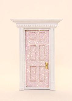 Tiny Tooth Fairy Door | Wall Fairy Doors