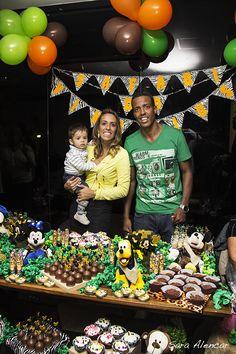 Festa de 1 aninho do Vinicius