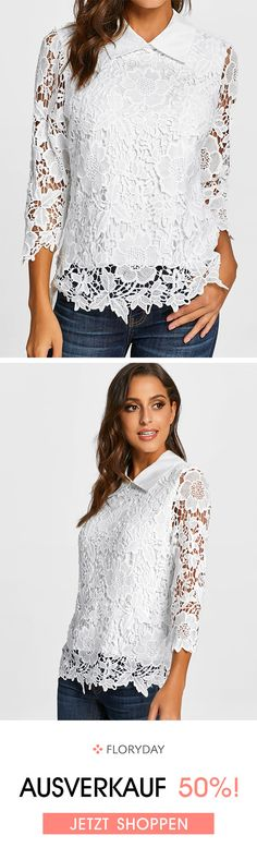 Piece Of Clothing, Blouses, Women's Fashion, Outfit, Lace, Tops, Full Stop, Clothing Apparel, Craft