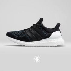 @hypebeast x Adidas Ultra Boost Recaged Black
