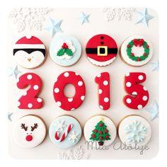 Adorable Christmas Cookies