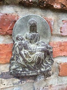 The Pieta wall plaque by ReginaAnnes on Etsy