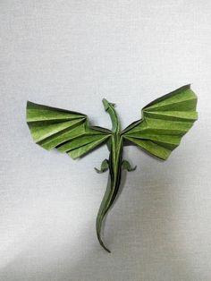 Creation • Origami • Dragon •