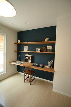 Home Office Furniture Design, Home Office Setup, Home Office Space, Home Office Design, Home Furniture, Study Room Design, Study Room Decor, Home Room Design, House Design