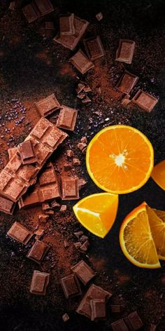 Chocolate orange truffles are just 😋 Fruits Images, Chocolate Orange, Hd Wallpaper, Wallpapers, Grapefruit, Truffles, Food Photography, Beautiful Places, Food And Drink