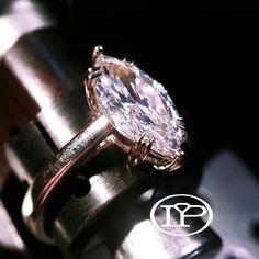 #Ring #Diamonds #Bracing #Jeweler #IP