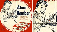 Educational Toys Of Yesteryear Taught Important Atomic Bomb Dropping Skills