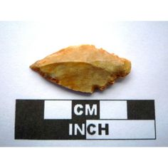 High Quality Neolithic Arrowhead 37mm, Saharan Flint Artifact - 4000BC (K048) Listing in the Prehistoric,Antiquities,Antiques Category on eBid United Kingdom | 133087864