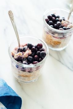 Learn how to make your own favorite overnight oats with this comprehensive guide! cookieandkate.com