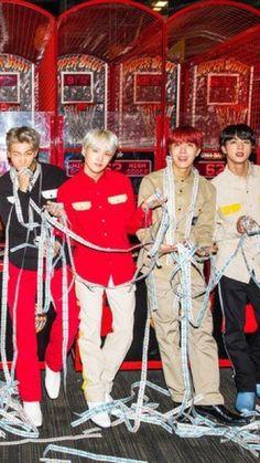 BTS×VOGUE in LA