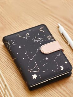 To find out about the Star Print Notebook at SHEIN, part of our latest Notebooks & Writing Pads ready to shop online today! Stationary Supplies, Stationary School, Cute Stationary, Art Supplies, Sketchbook Cover, Cool School Supplies, Cool Notebooks, Cute Notebooks For School, Journals