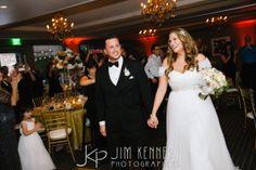 Jim Kennedy Photographers - Jessica & Alex's Wedding at the Center Club Orange County.