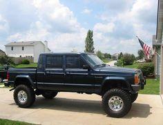 4 door Comanche - Page 4 - Jeep Cherokee Forum Jeep Xj, Auto Jeep, Jeep Pickup, Jeep Truck, Jeep Wrangler, Wrangler Pickup, Sport Truck, Jeep Rubicon, Cool Jeeps