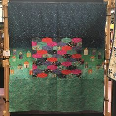 Charm About You: Festival of Quilts 2016