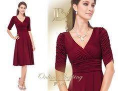 Rochie retro Yrina Burgundy Look Retro, Burgundy, Formal Dresses, Vintage, Fashion, Dresses For Formal, Moda, Formal Gowns, Fashion Styles