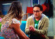 Penny and Leonard - The Big bang theory