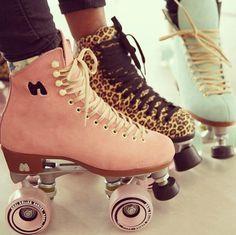 Go roller skate!