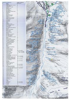 Ice Climbing Conditions Map