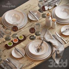 Pinterest the world s catalog of ideas - Vajillas villeroy boch ...