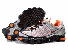 low priced b9c7e 63ae9 Find Men s Nike Shox TL Shoes White Black Orange Cheap To Buy online or in  Yeezyboost. Shop Top Brands and the latest styles Men s Nike Shox TL Shoes  ...