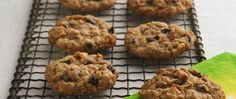Fill your cookie jar with a healthier twist on chocolate chip cookies. This one's made with two whole-grain cereals and whole wheat flour.