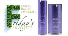Www.aprioribeauty.com/FIC/Natalie  Friday's TWO FAVORITES on Special tomorrow! Message me if you're interested.
