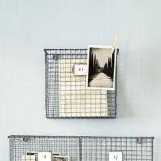 PE Collection Single Wall Pocket | Ballard Designs