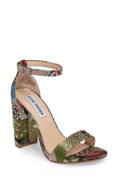 Carrson Ankle Strap Sandal by Steve Madden on @nordstrom_rack
