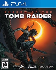 Shadow of the Tomb Raider (Limited Steelbook Edition) - PlayStation Video Games: New Releases - Early Bird Special Tomb Raider Xbox One, Lara Croft, Montreal, Xbox One Games, Ps4 Games, Games Consoles, Playstation Games, Fallout, Digital Media